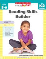 Scholastic Study Smart: Reading Skills Builder: Kindergarten - Grade 2
