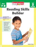 Scholastic Study Smart: Reading Skills Builder: Level 2 (Enhanced eBook)
