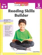 Scholastic Study Smart: Reading Skills Builder: Level 3 (E
