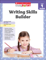 Scholastic Study Smart Writing Skills Builder Level 1