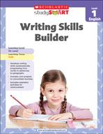 Scholastic Study Smart Writing Skills Builder Level 1 (Enh