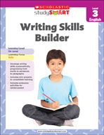 Scholastic Study Smart Writing Skills Builder Level 3 (Enhanced eBook)