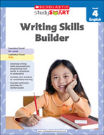 Scholastic Study Smart Writing Skills Builder Level 4