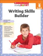 Scholastic Study Smart Writing Skills Builder Level 5 (Enhanced eBook)