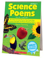 Science Poems Flip Chart