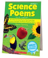 Science Poems Flip Chart (Enhanced eBook)