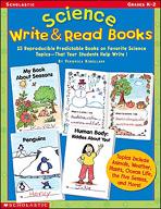 Science Write & Read Books