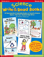 Science Write & Read Books (Enhanced eBook)