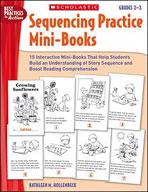 Sequencing Practice Mini-Books: Grades 2-3 (Enhanced eBook)