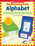 Shoe Box Learning Centers: Alphabet