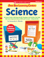 Shoe Box Learning Centers: Science (Enhanced eBook)