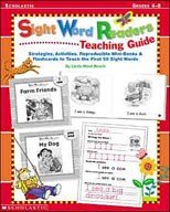 Sight Word Readers Teaching Guide