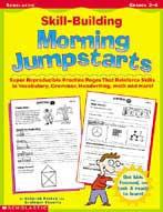 Skill-Building Morning Jumpstarts (Enhanced eBook)