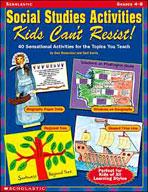 Social Studies Activities Kids Can't Resist! (Enhanced eBook)