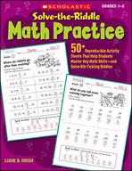 Solve-the-Riddle Math Practice (Enhanced eBook)