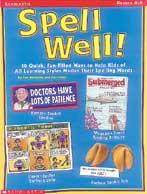 Spell Well (Enhanced eBook)