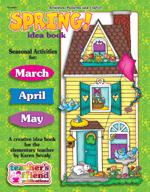 Spring Idea Book (Enhanced eBook)