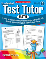 Standardized Test Tutor: Math (Grade 4) (Enhanced eBook)