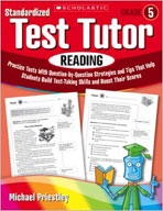 Standardized Test Tutor: Reading (Grade 5) (Enhanced eBook)