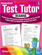 Standardized Test Tutor: Reading (Grade 6) (Enhanced eBook)