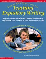 Step-By-Step Strategies for Teaching Expository Writing (Enhanced eBook)