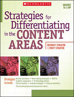 Strategies for Differentiating in the Content Areas (Enhanced eBook)