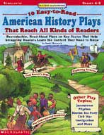 Success With Reading: 10 Easy-to-Read American History Plays That Reach All Kinds of Readers (Enhanced eBook)