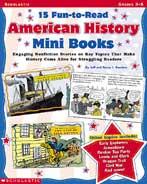 Success With Reading: 15 Fun-to-Read American History Mini-Books (Enhanced eBook)