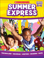 Summer Express Between Fifth and Sixth Grade (Enhanced eBook)