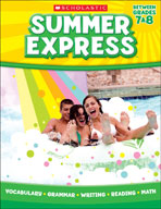Summer Express Between Seventh and Eighth Grade (Enhanced eBook)