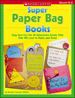Super Paper Bag Books