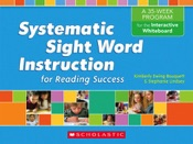 Systematic Sight Word Instruction for the Interactive Whiteboard