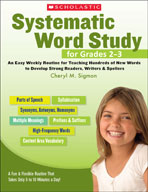 Systematic Word Study for Grades 2-3