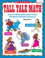 Tall Tale Math (Enhanced eBook)