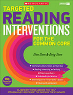 Targeted Reading Interventions for the Common Core: Grades K-3 (eBook)