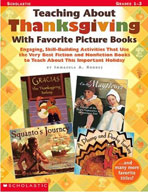 Teaching About Thanksgiving With Favorite Picture Books (Enhanced eBook)