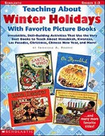 Teaching About Winter Holidays With Favorite Picture Books (Enhanced eBook)