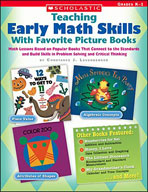 Teaching Early Math Skills With Favorite Picture Books