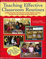 Teaching Effective Classroom Routines (Enhanced eBook)