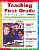 Teaching First Grade: A Practical Guide (Enhanced eBook)