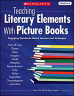 Teaching Literary Elements With Picture Books (Enhanced eBook)