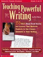 Teaching Powerful Writing (Enhanced eBook)
