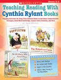 Teaching Reading With Cynthia Rylant Books (Enhanced eBook)