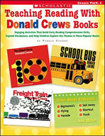 Teaching Reading With Donald Crews Books (Enhanced eBook)