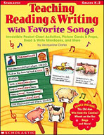 Teaching Reading and Writing With Favorite Songs (Enhanced eBook)