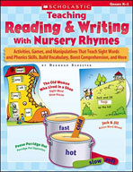 Teaching Reading and Writing With Nursery Rhymes (Enhanced eBook)