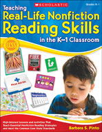 Teaching Real-Life Nonfiction Reading Skills in the K-1 Classroom (Enhanced eBook)