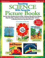 Teaching Science With Favorite Picture Books (Enhanced eBook)