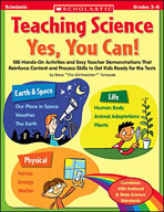 Teaching Science: Yes, You Can! (Enhanced eBook)