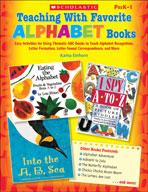 Teaching With Favorite Alphabet Books (Enhanced eBook)